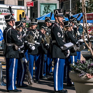 Veterans Day Parade 2018, New York City, USA 2108
