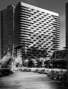 Balconies  - - - - -