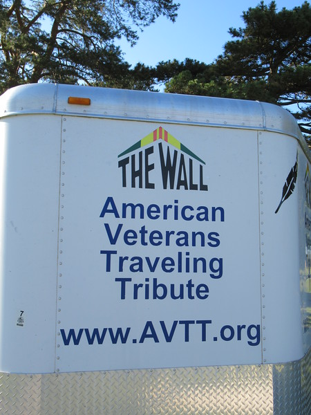 2018-06 American Veteran Traveling Tribute