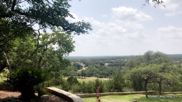 2018 06/01-03 Pam in Hill Country for Kelly Scott's Wedding