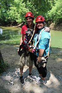 Aaron and Tori