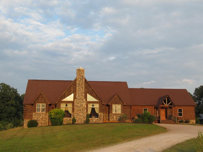 Meadows Lodge - Rockbridge, Ohio
