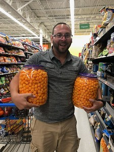 Dan was going to buy two more! But he didn't.