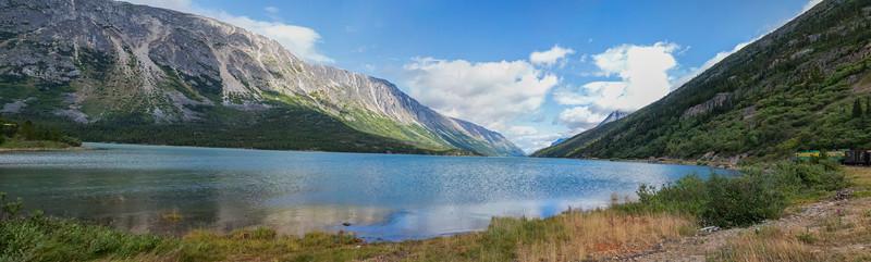 """2018-08-14 Bennet Lake, YT, Canada   59°50'42"""" N 134°59'44"""" W"""
