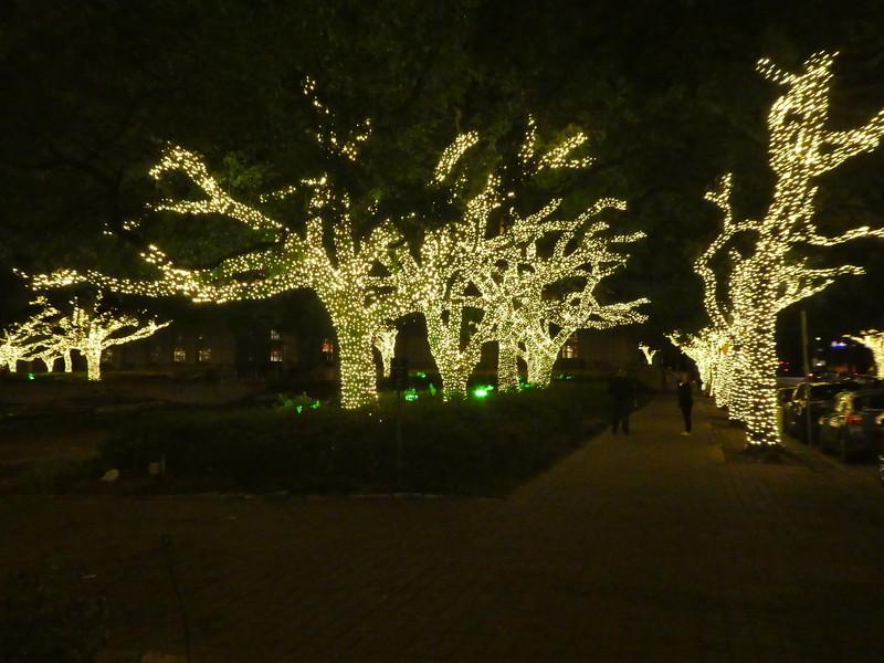 Houston TX Holiday decorations