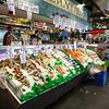 Pike Place Fish Market in Seattle Washington
