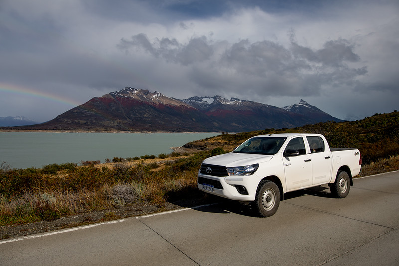Toyota Hilux Patagonia