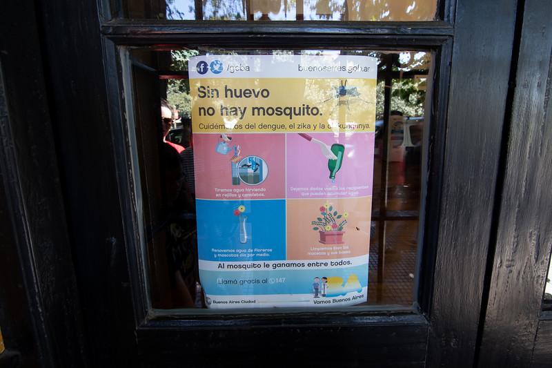 Zika plakát