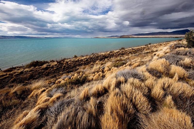 Jezero Patagonie