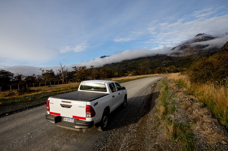 Toyota Hilux Torres del Paine