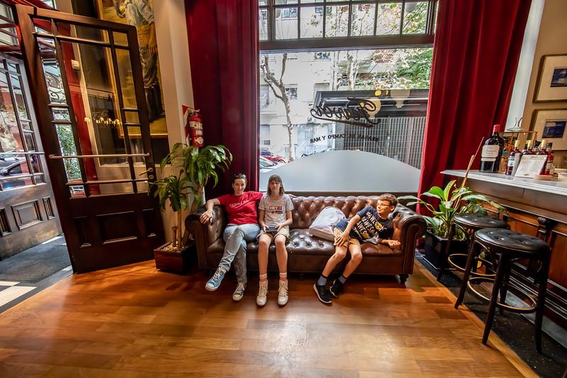 Restaurace Buenos Aires