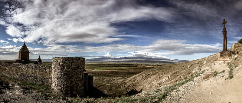 Khor Virap Monastery, Ararat Plains
