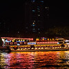 Lighted river cruiser