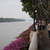 Pearl River promanade