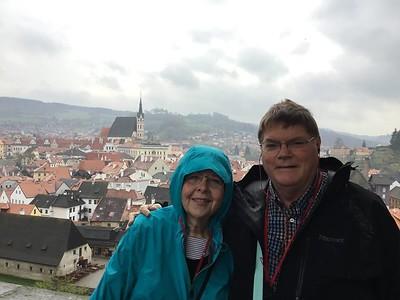 Day3: Cesky Krumlov in the Czech Republic