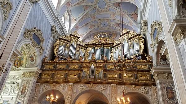 Day4: Krems Austria: Gottwieg Abby
