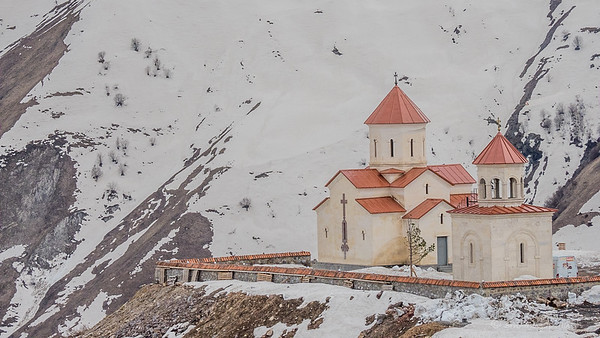 Church in Gudauri