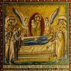 Mosaic<br /> <br /> Santa Maria in Trastevere<br /> <br /> Trastevere, Rome, Italy