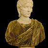 Unidentified portrait<br /> About 202-222 AD<br /> Archaeological Museum of Naples