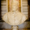 Scipione Borghese (September 1, 1577 - October 2, 1633) was an Italian Cardinal, art collector and patron of the arts.  In particular he was a patron of Bernini and Caravaggio.
