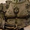 Bust of Cosimo I (1546-1547)<br /> <br /> Benvenuto Cellini <br /> <br /> This bust was commissioned by Cosimo I de' Medici.  Note the decorative elements in the armour that Cosimo selected himself.<br /> <br /> Academia Gallery<br /> <br /> Florence, Italyg