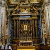 Chapel   Church of Santa Maria Maggiore  Rome, Italy