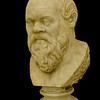 Socrates<br /> <br /> 1st century AD copy of a Greek original of about 380 BC<br /> <br /> Archaeological Museum of Naples