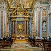 Santa Maria Maggiore chapel.