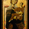 Madonna and Child<br /> Florentine Painter, 1250-1260<br /> <br /> Academia Gallery<br /> <br /> Florence, Italy