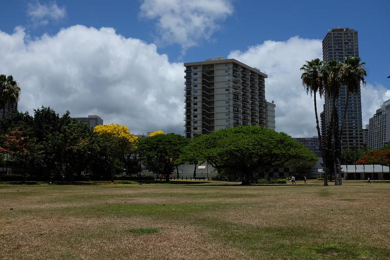 Our Hotel, Waikiki Beach, Honolulu
