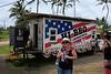 Food truck, East side of Oahu.