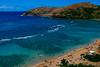 Hanomou Bay, Snorkelling.