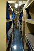 Uss Missouri, Pearl Harbour. Sailors bunks.