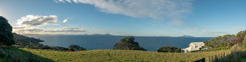 Waipu, near pancake rocks