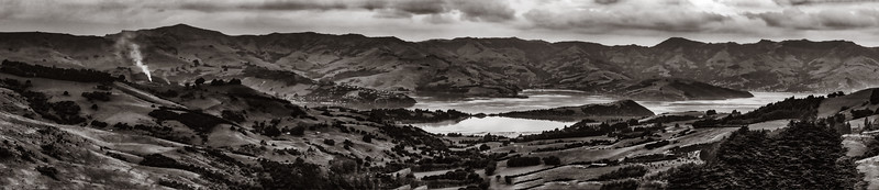 "2018-03-17, near town of Davauchelle, about 20 km NW of Akaroa. New Zealand. Coords: 43°44'57"" S 172°52'11"" E"