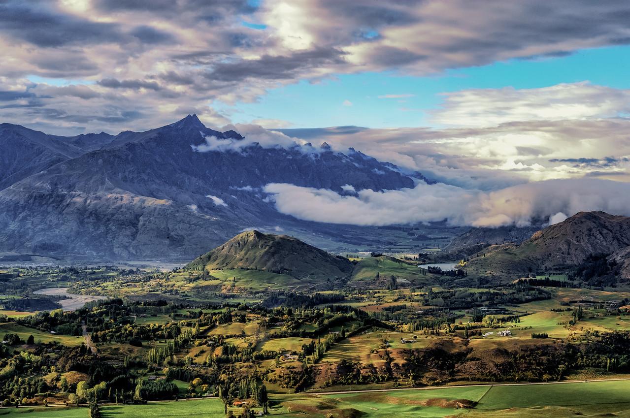 2018-03-21 NE of Queenstown, New Zealand, coords: -44.94250, 168.71111