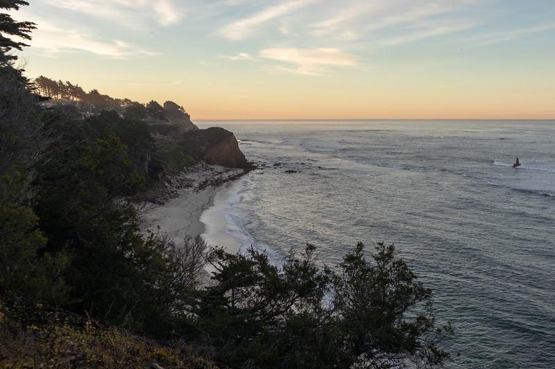Seal Cove at Fitzgerald Marine Reserve