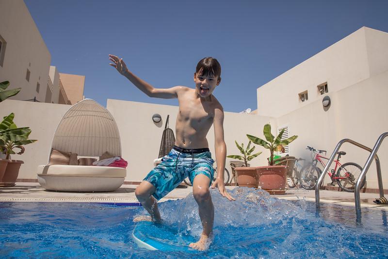 Martin Jaroš bazén