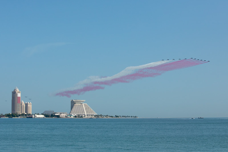 Katar stíhačky letadla