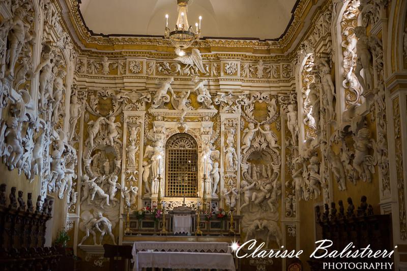 Saint Annàs Chaple in the Ventimigliàs Castle