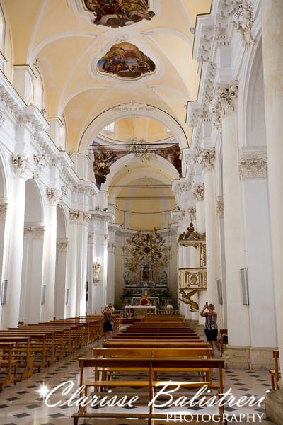 Noto Cathedral Interior