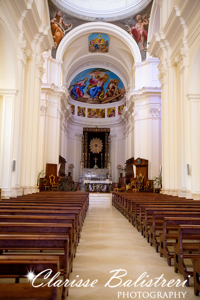 Church of Santa Chiara, Noto Sicily