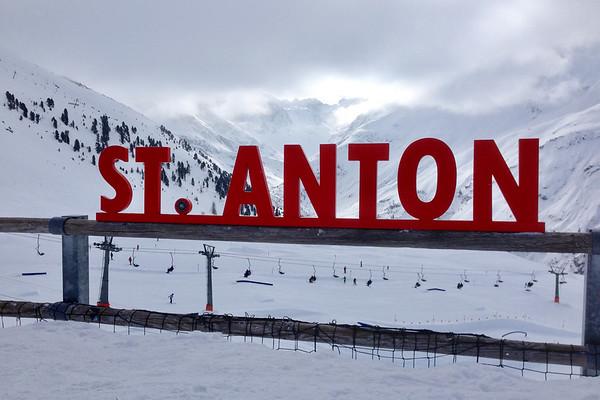 2018 Ski - St. Anton Austria