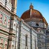 Cattedrale di Santa Maria del Fiore in Florence, Italy.