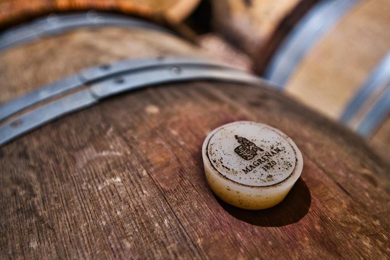 The Bertaud Belieu vineyard and winery, in Saint Tropez, France.
