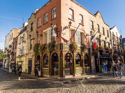 Dublin Pubs Temple Bar