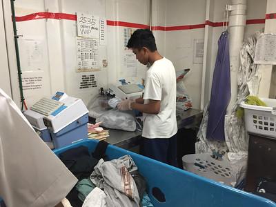 Ship Laundry