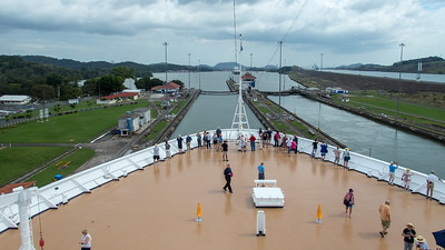 Locks, Panama Canal