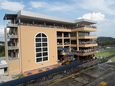 Mira Flores Lock, Panama Canal