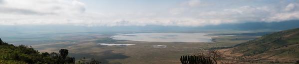 Ngorongoro Caldera - Tanzania